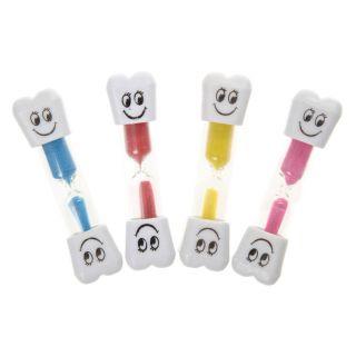 Jouet-Plus Sablier pour se brosser les dents modèle aléatoire 9970