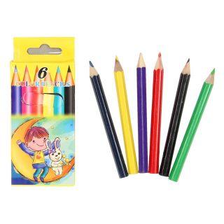 Crayons, 6pcs
