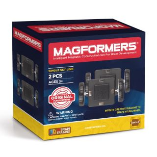 Magformers Wheels, 2st.