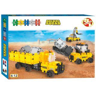 Clics Builders Work Vehicles, 5in1