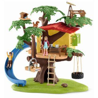 Schleich Treehouse