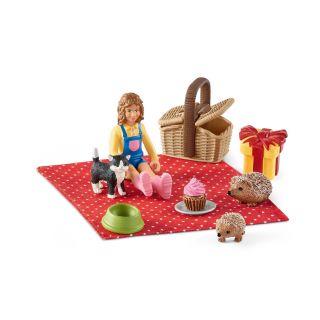 Schleich Birthday picnic