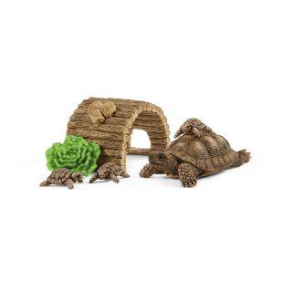 Schleich Turtle House