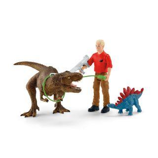 Schleich Tyrannosaurus Rex Attack