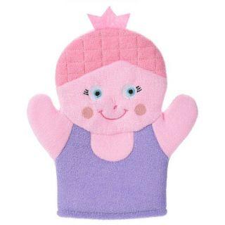 Jouet-Plus Gant de toilette Princesse