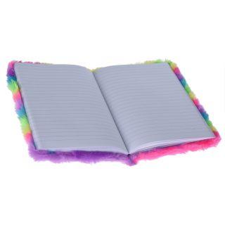 Notebook Rainbow Plush