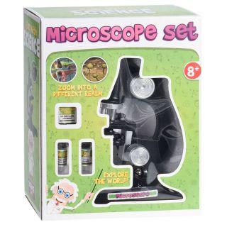Jouet-Plus Microscope avec lumière