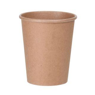 Degradable Cardboard Cups, 10 pcs.