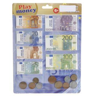 Play money Euro