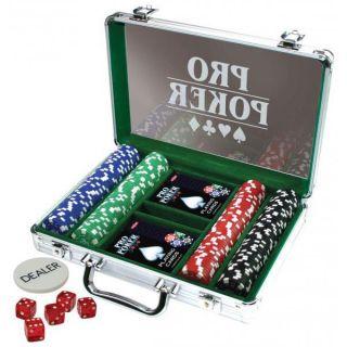 Pro Poker, 200 chips