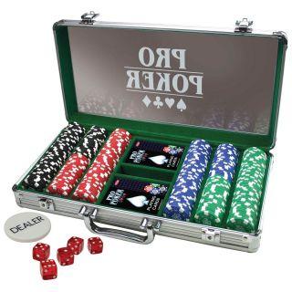 Pro Poker, 300 chips