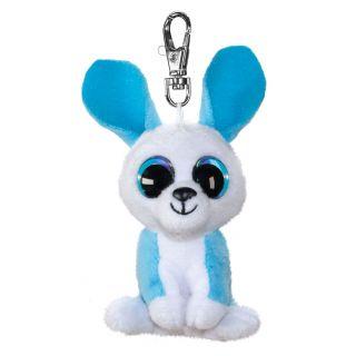 Lumo Stars Keychain - Rabbit Ice