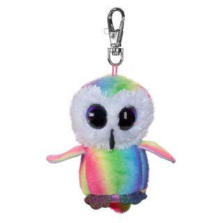 Lumo Stars Keychain - Owl Stripe