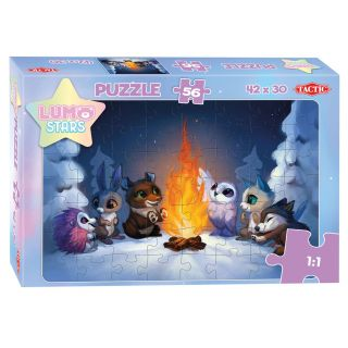 Lumo Stars Puzzle - By the Fire, 56st.