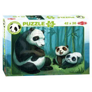 Panda Stars Puzzle - Buddies, 56st.