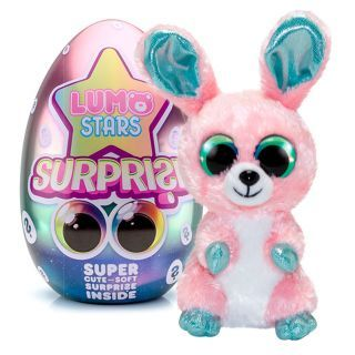 Lumo Stars Collectible Surprise Egg - Rabbit Bella, 12.5 cm