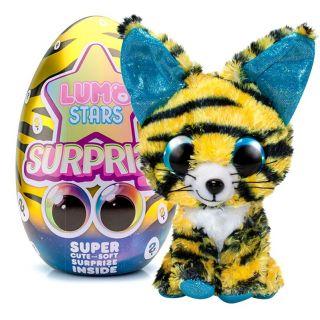 Lumo Stars Collectible Surprise Egg - Fox Hunter, 12.5 cm