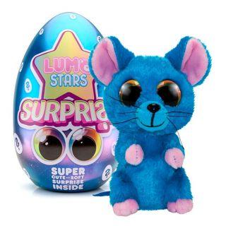 Lumo Stars Collectible Surprise Egg - Mouse Maisy, 12.5 cm