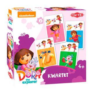 Jouet-Plus Jeu de cartes Dora