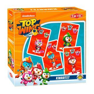 Jouet-plus Tactic jeu de quatuor Top Wing