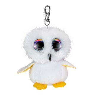 Lumo Stars Keychain - Snowy Owl Lappi