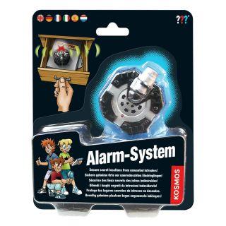 Secret Alarm System