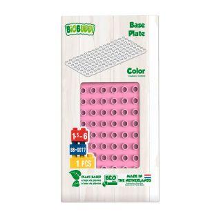BiOBUDDi Base plate Light pink
