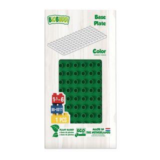 BiOBUDDi Base plate Dark green