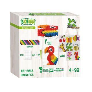BiOBUDDi Education Pixel and Create Starter Set, 9060 pcs.