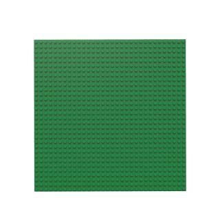 BiOBUDDi Baseplate Dark Green, 32x32