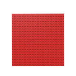 BiOBUDDi Baseplate Red, 32x32