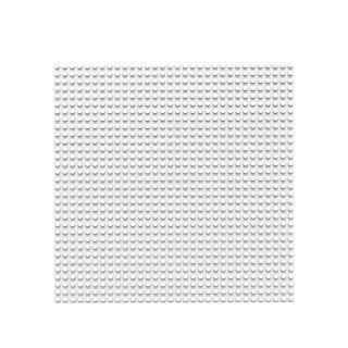 BiOBUDDi Baseplate White, 32x32