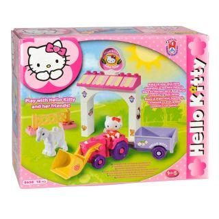 Hello Kitty Unico Mini Farm