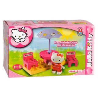 Hello Kitty Unico Miniset Terrace
