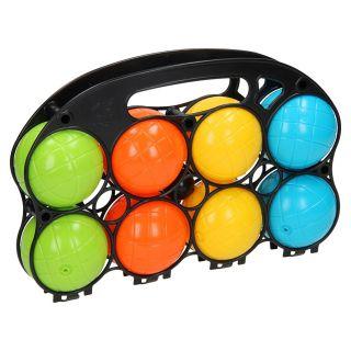 Jouet-Plus Jeu de pétanque enfants, 8 boules