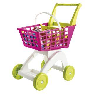 Jouet-Plus Chariot de Supermarché Garni pour enfants