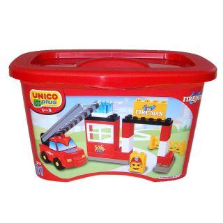 Unico Fire Department in Box, 40dlg