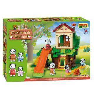 Unico Maximilian Families Tree House
