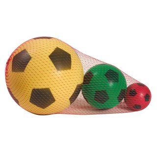 Jouet-Plus Set de 3 ballons