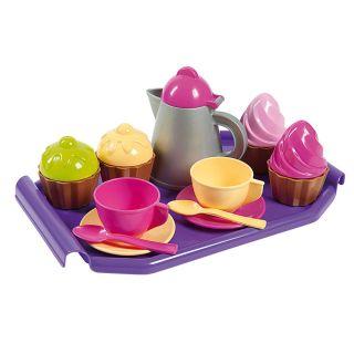 Jouet-Plus Service à thé Cupcake