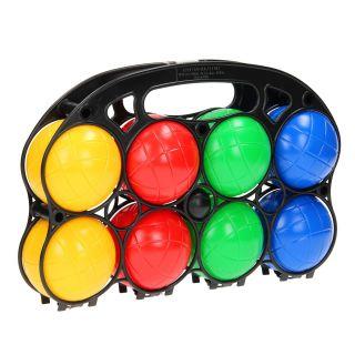 Jouet-Plus Jeu de 8 boules pétanque, modèle aléatoire 7107-0000