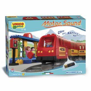 Unico Electric Train with Sound