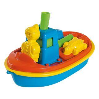 Jouet-Plus Bateau avec des jouets de sable