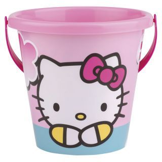 Jouet-Plus Seau de plage Hello Kitty