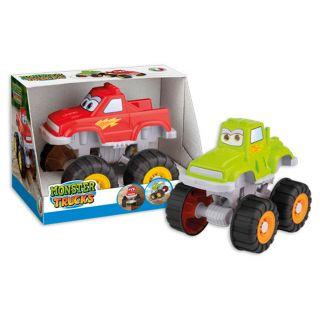 Jouet-Plus Camion monstre pour bac à sable