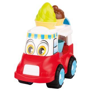 Sandpit Ice cream truck