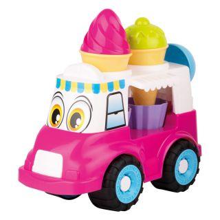 Sandpit Ice Cream Truck - Pink