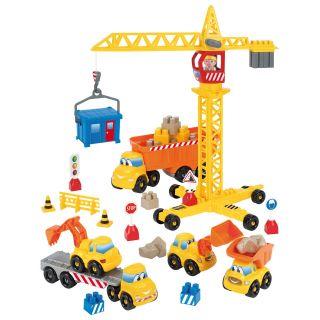 Abrick Chantier de construction modèle aléatoire 3020