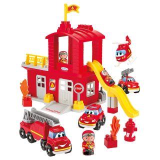 Abrick Caserne de pompier modèle aléatoire 3026