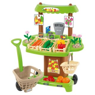 Ecoiffier 100% Chef Vegetable Stand